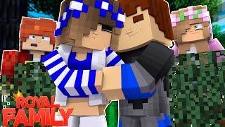 LITTLE KELLY & LEO CATCH CARLY & SCUBA STEVE KISSING?! Minecraft Custom Roleplay