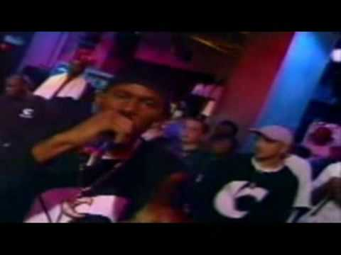 Canibus Performing Extended Version of 2nd Round Knockout Live with A+
