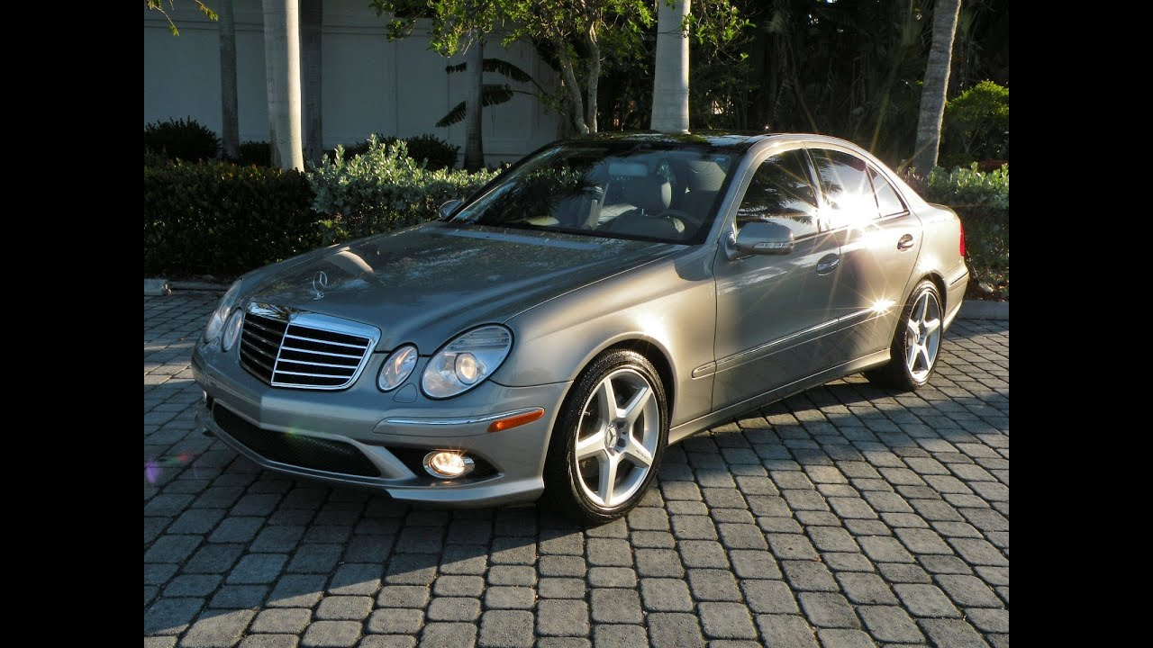 Marvelous 2008 Mercedes Benz E350 Sedan For Sale Auto Haus Of Fort Myers Florida    YouTube