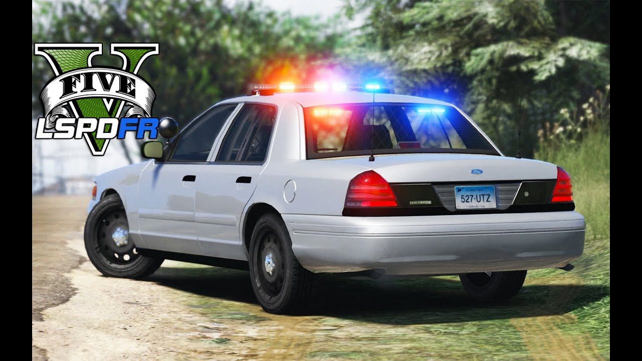 gta5 lspdfr how to get old police radio