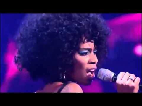 Alisha Bennett - Young Hearts Run Free (The X Factor UK 2007) [Live Show 5]