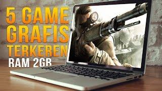 5 Games Grafis Paling Keren untuk PC dengan RAM di Bawah 2 GB