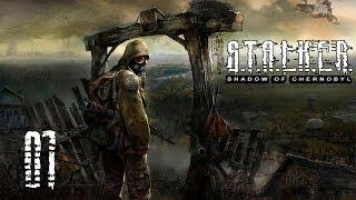 S.T.A.L.K.E.R.: Тень Чернобыля - Прохождение pt1