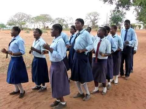 Mukuni Choir   African Song