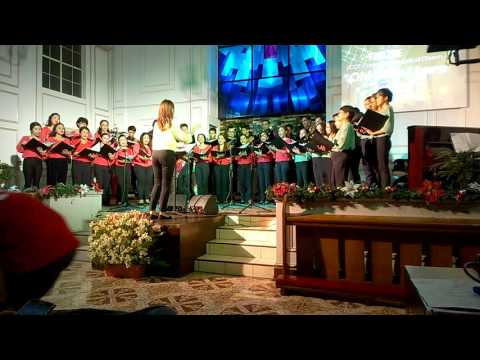 (4) Gift of Music - Part One - CEC Chancel Choir - Oh! How I Love Jesus by Frederick Whithfield
