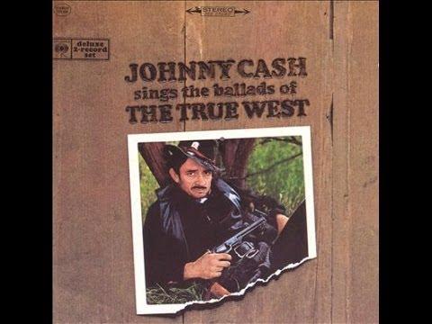 Johnny Cash - The Streets of Laredo lyrics