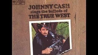 Johnny Cash - The Streets of Laredo lyrics