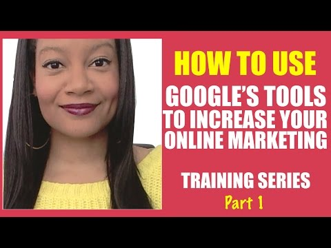 DC Marketing Consultant [How to] Online Marketing Series| Part 1 of 4