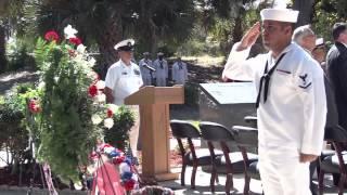 Naval Station Mayport Honors USS Stark Sailors