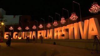 شاهد: يورونيوز تلتقي عددا من النجوم المشاركين في مهرجان الجونة السينمائي بمصر…