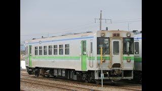 キハ150-108(苫小牧車) 納内→深川 函館本線 JR北海道 4929D(留萌行き)