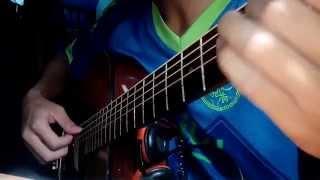 Bằng Lăng Tím guitar intro