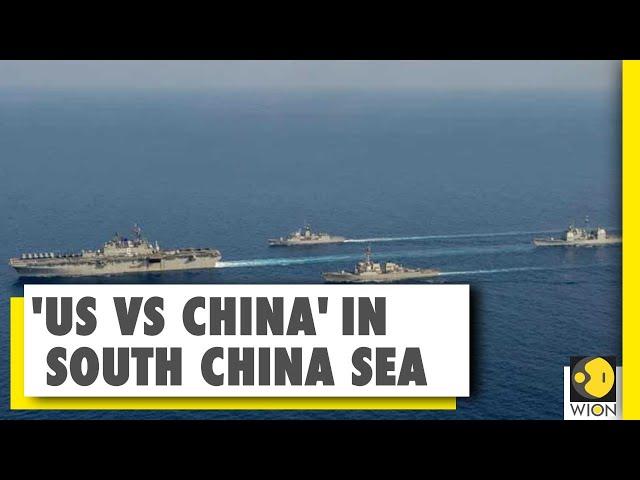 US sends navy ships to South China sea amid rising tensions with China | World News