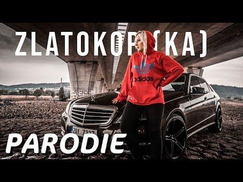 ZLATOKOP(KA) - (Officiální PARODIE)!! 💓