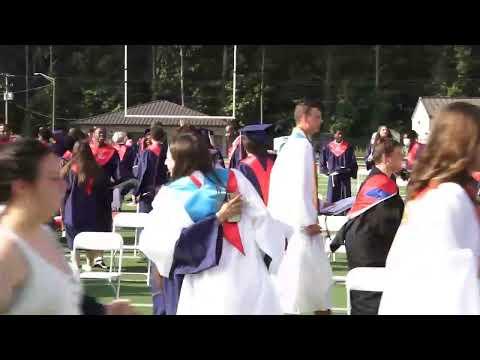 Paulding County High School Graduation 2020 Morning