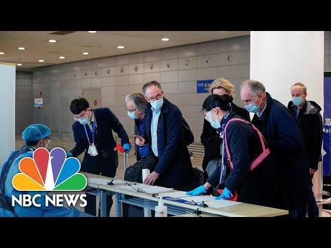 China Scrutinizes U.S. After Facing Criticisms For WHO Investigation Into Covid Origins | NBC News