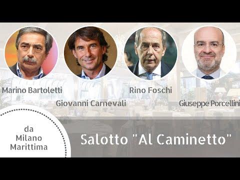 Marino Bartoletti, Giovanni Carnevali, Rino Foschi, Giuseppe Porcellini | Salotto Al Caminetto pt03