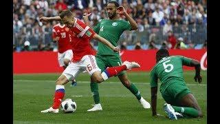 直播:世界杯足球賽開幕,俄羅斯延續地主隊在開幕戰不敗傳統(《體育時報》2018年6月14日)