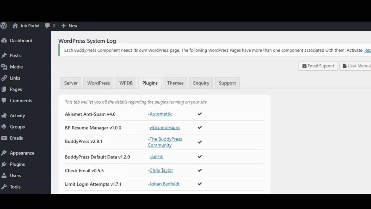 Best Resume Manager Wordpress Plugin Photos - Entry Level Resume ...