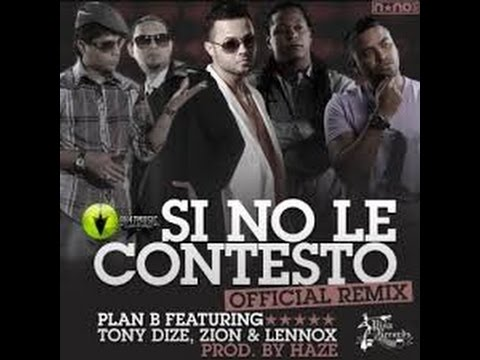 PLAN B_si no le contesto cancion