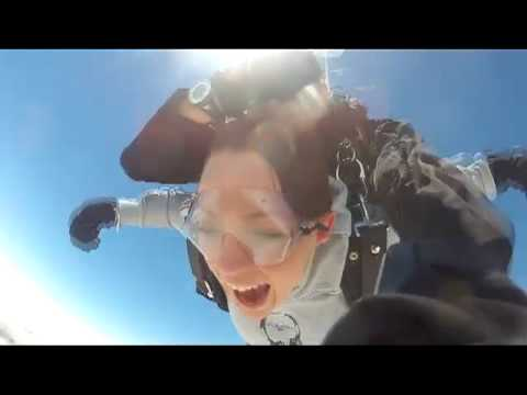 Alex Murphy at Coastal Skydive