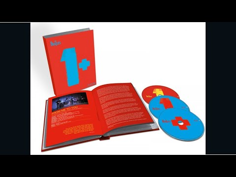 The Beatles 1+ Deluxe CD+ 2 BluRay with restored videos and remixed audio
