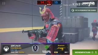 MC5 Squad Battle ™NUSANTARA™ vs Delta Force 3rd (Pro Squad)   Lose match - Stafaband