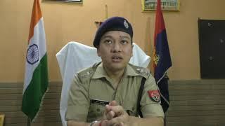HAPUR   CHHATRA MAUT UPDATE   BYTE HEMANT KUTIYAL SP HAPUR 4