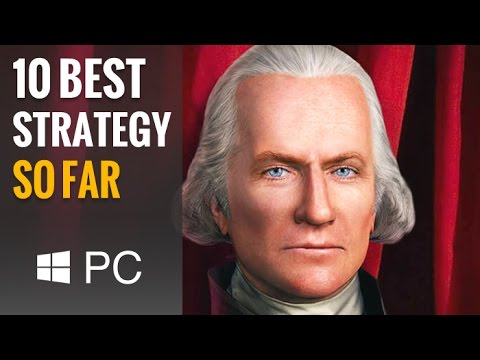 Top 10 PC Strategy Games of the Last 10 Years