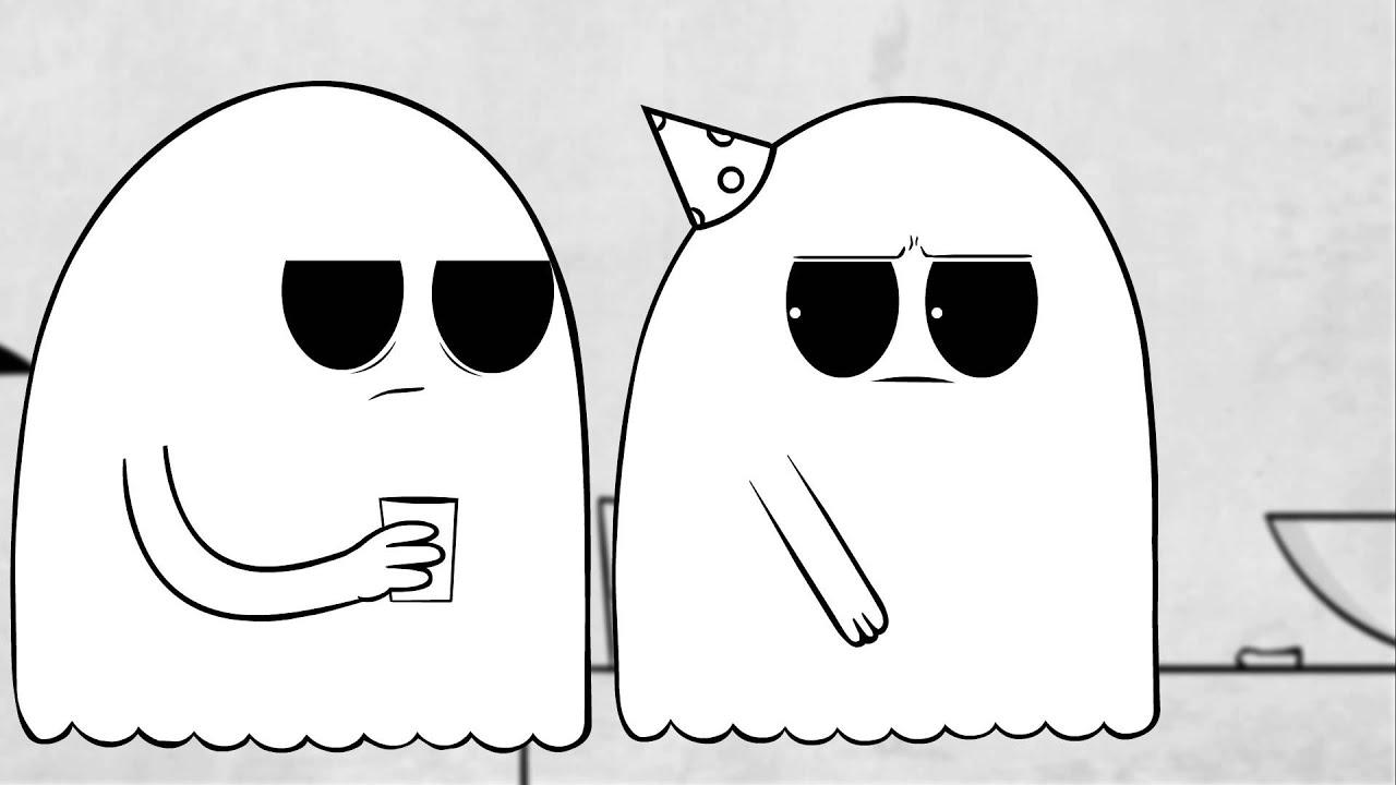 Spooky Ghost Joke - YouTube