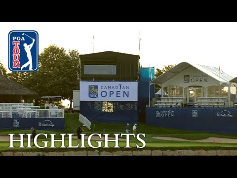 Highlights | Round 1 | RBC Canadian 2018