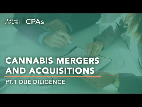 mergers-&-acquisitions-(m&a)-in-the-cannabis-industry:-pt.1-due-diligence