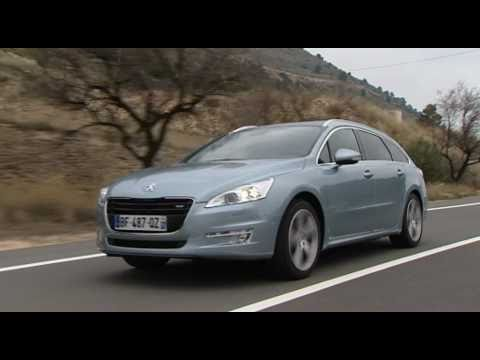Peugeot 508 SW New Video Non-Commercial