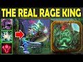 KING OF FIGHTER - Max Attack Speed [The Biggest Hero] Ability Draft Dota 2