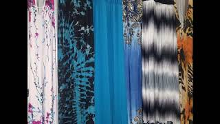 Wholesale Colorful Caribbean Style Dresses By Closeoutexplosion.com