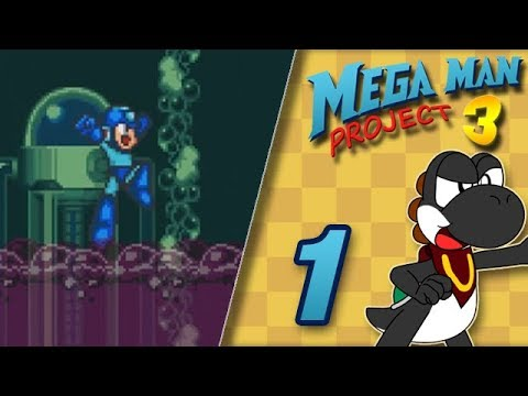 Mega Man Project 3 | Part 1: Burst Of Energy
