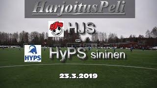 HJS vs HyPS sininen 23.3.2019