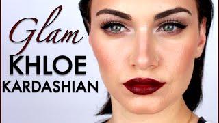 GLAM Makeup - Khloé Kardashian | RubyGolani Thumbnail