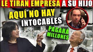 ¡ÚLTIMA HORA! CAE HIJO DE BARTLETT POR VENDER VENTILADORES CHATARRA AL IMSS ¡SE ACABARON LOS JUNIORS