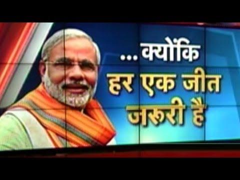 BJP leader Narendra Modi prepares for 2019