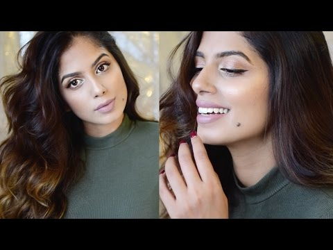 Everyday Office/College Makeup Tutorial for Indian Skin using ONLY 7 PRODUCTS!