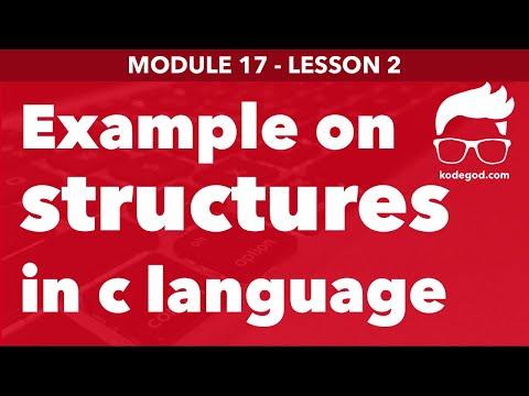 Module 17 - Lesson 2 ► Create structure named Employee, store values and reprint [Learn Programming]