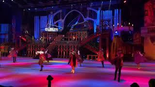Ледовое шоу Ильи Авербуха «Ромео и Джульетта» в Петербурге