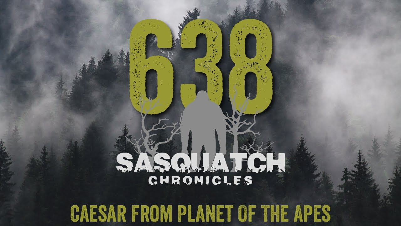 SC EP:638 Caesar From Planet Of The Apes