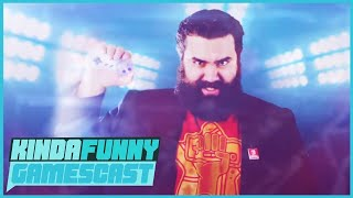 Jirard The Completionist (Special Guest) - Kinda Funny Gamescast Ep. 139