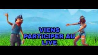 LIVE  PP VIENS GAGNER TA DANSE (defile , fight , Mini jeux)