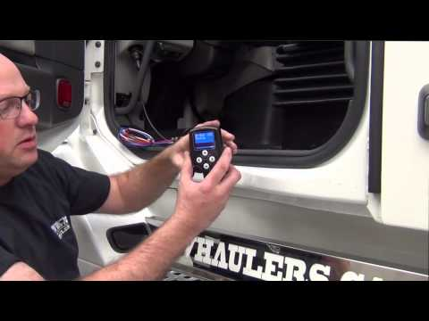 RV Hauler Brake Controller Option...