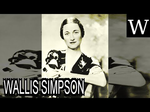 WALLIS SIMPSON - WikiVidi Documentary