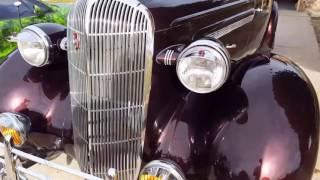 1936 Buick Century Project
