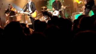 Flogging Molly - Intro & Paddys Lament